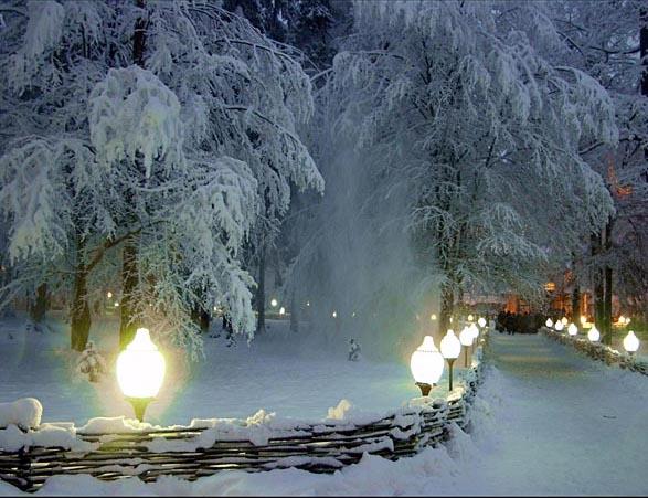 Площадка детского сада зимой фото
